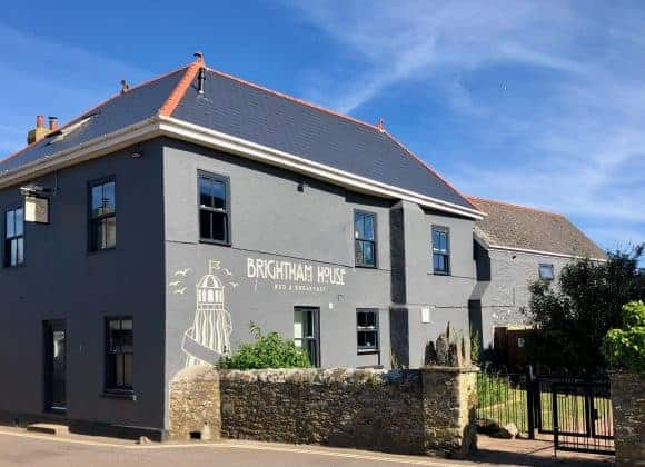 Brightham House Boutique B&B shortlisted for National Award