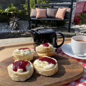 How to Bake Off scones Video 'Devon Cream Tea'