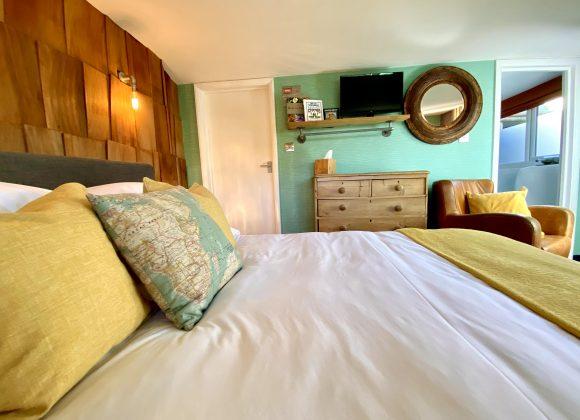 Premier Double Luxury 'Garden Room'