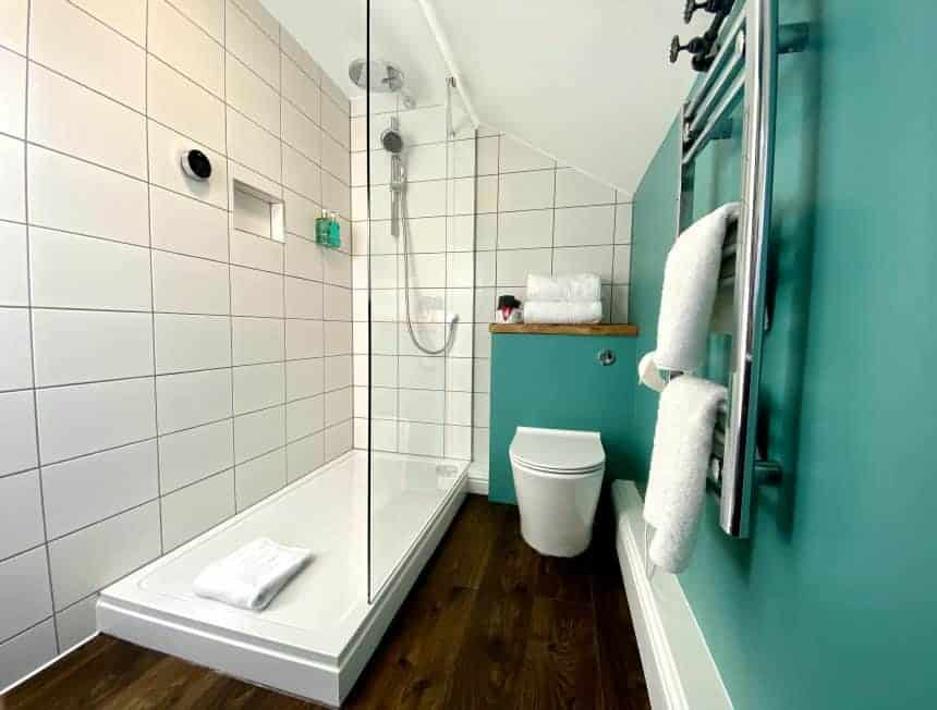 (New for 2021) Digital Spa & Rain shower technology at Brightham House