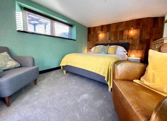 Premier Double 'Garden Room' Room