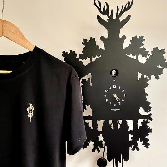 Cuckoo Clock Crew T-shirt
